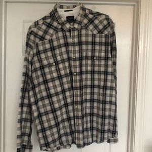 Lucky brand classic fit xxl men's long sleeve
